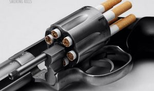 Arrêter de fumer, fumer tue