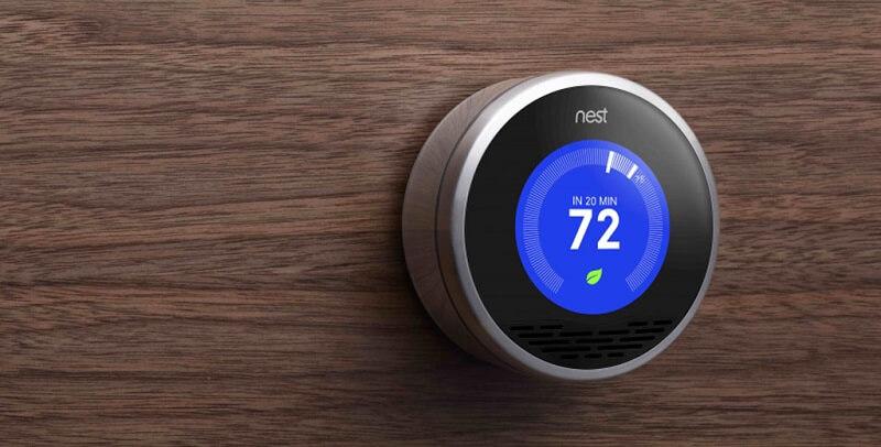 Le thermostat connect nest et ses conomies d 39 nergie - Thermostat connecte nest ...