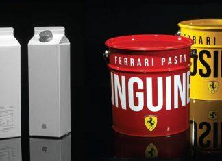 Peddy Mergui, marques de luxe vendent des produits du quotidiens packaging
