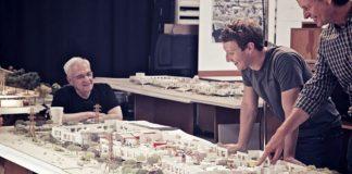 Zee-town, Facebook city, San Francisco, Frank Gehry