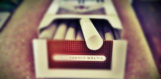 Paquet de cigarettes, cout du tabac pour la societé en France
