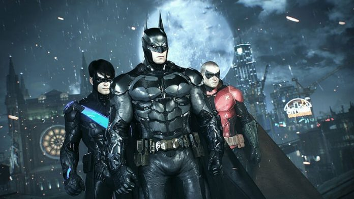Batman Arkham Knight, trailer, jeu video