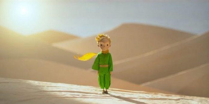 Film d'animation, bande-annonce, Le Petit Prince