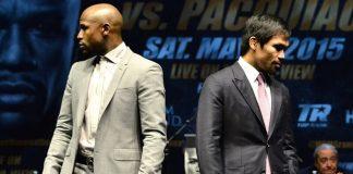 Floyd Mayweather - Manny Pacquiao, Boxe, Combat du Siècle