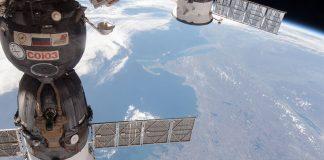 Progress, cargo spatial russe, chute, Terre