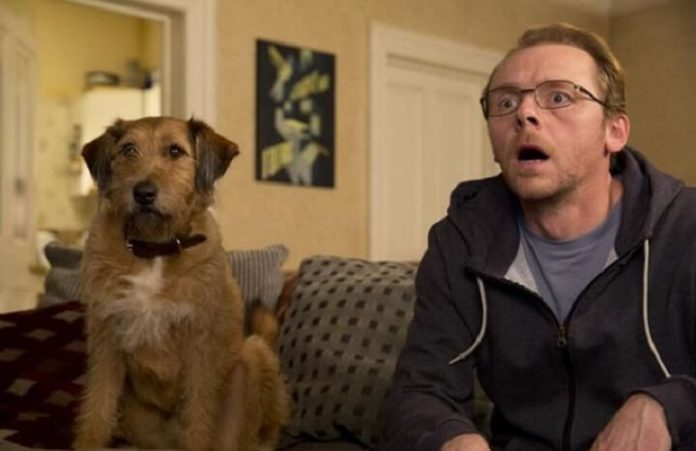 Absolutely Anything, trailer, Simon Pegg, Monty Python