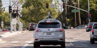 Google Car, voiture sans conducteur