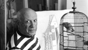 Pablo Picasso, tableau enchères