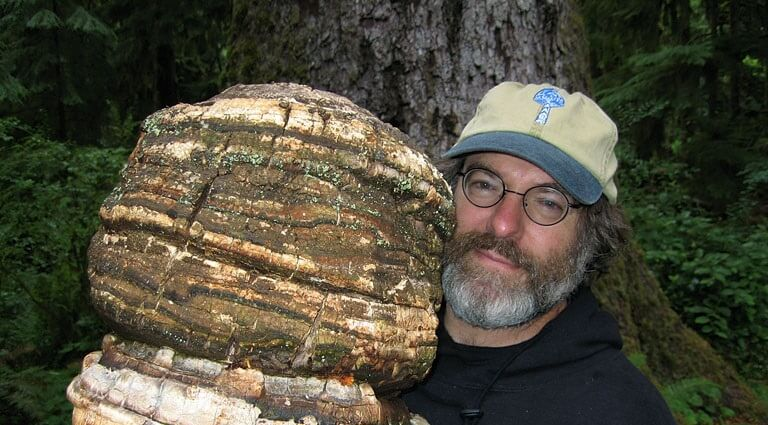 Paul Stamets, mycologue, champignon pesticide naturel
