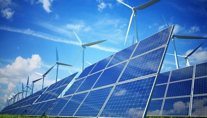 énergies renouvelables solaire éolien