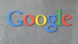 Google, bourse, action, flambée record