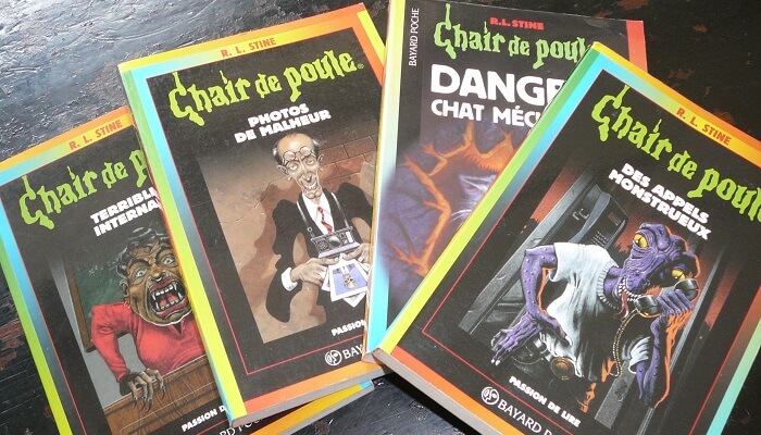 Les Livres Chair De Poule Adaptes Au Cinema Newsly