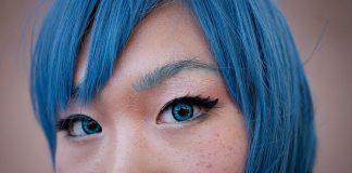 yeux bleus alcool alcoolisme