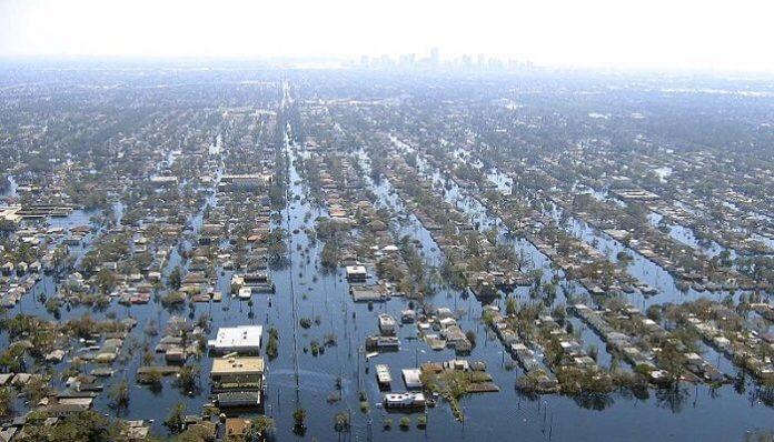 10 ans du passage de katrina, la Nouvelle-Orléans