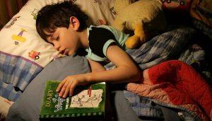 aider enfant à s'endormir le soir livre, lapin