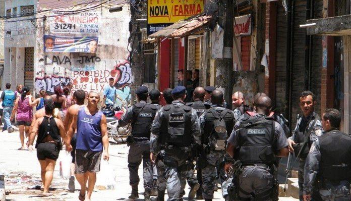 meurtres, police, favelas, rio, Brésil