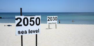 niveau des oceans, nasa