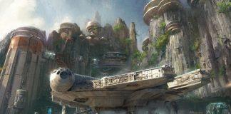 parcs Disneyland, Star Wars, Etats-Unis