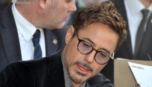 Robert Downey Jr., acteurs les mieux payés en 2015