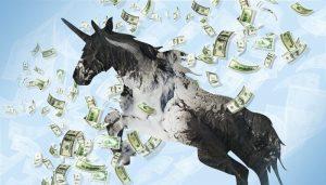 licorne, startup, milliard