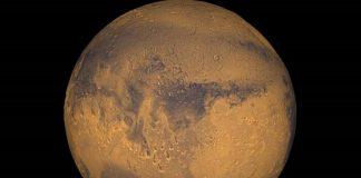 Mars, eau, annonce, NASA