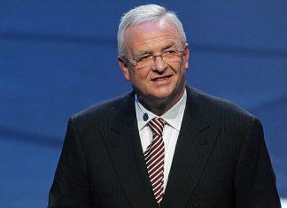 Martin Winterkorn, Volkswagen, démission