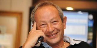 Naguib Sawiris, milliardaire, ile, migrants