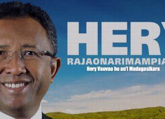 Campagne du président Hery Rajaonarimampianina