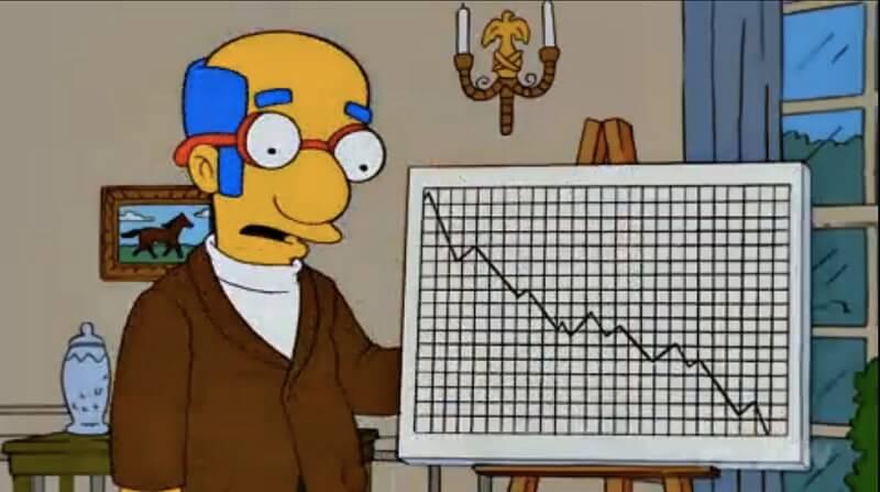 Donald Trump, président, Les Simpson