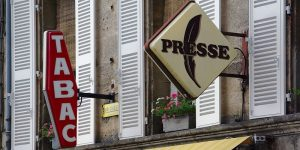 Tabac, Presse, Paquets neutres