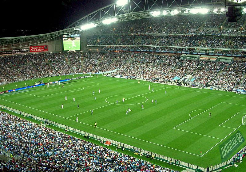 ANZ Stadium, Sydney, Australie