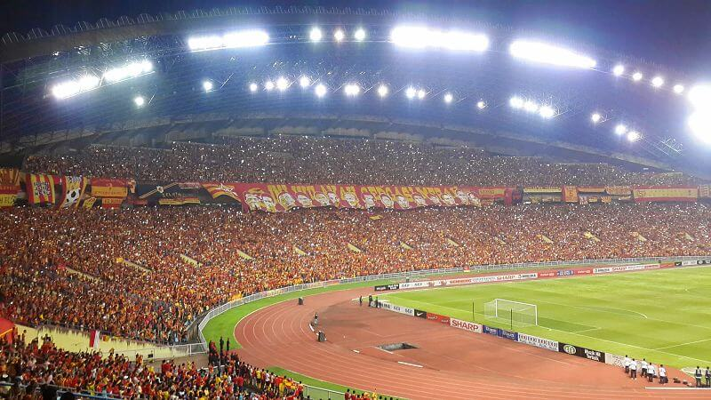 Stade Shah Alam, Shah Alam, Malaisie
