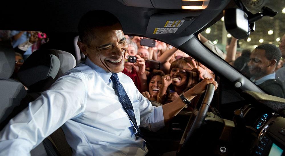 Barack Obama, Voiture, Employé