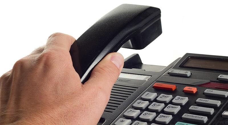 Bloquer démarchage téléphonique