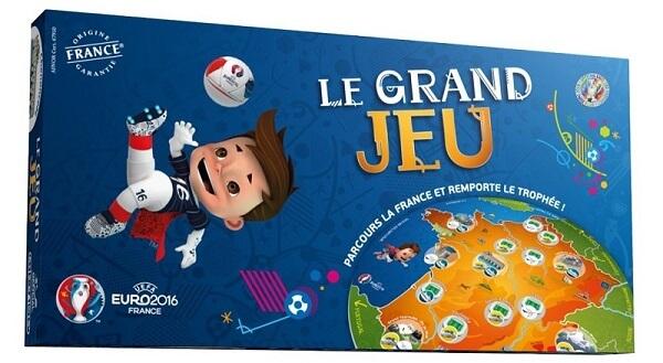 Le Grand Jeu Euro 2016