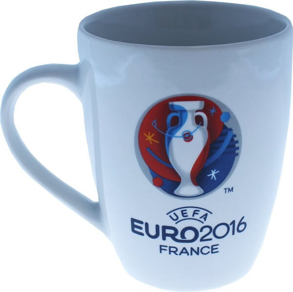 Mugs officiel de l'Euro 2016