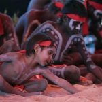 Aborigènes Larakkia, Australie