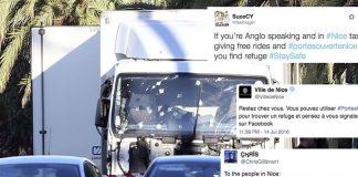 Attentat de Nice, #PortesOuvertesNice