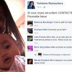 Bébé retrouvé, attentat de Nice