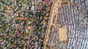 Fossé entre riches et pauvres