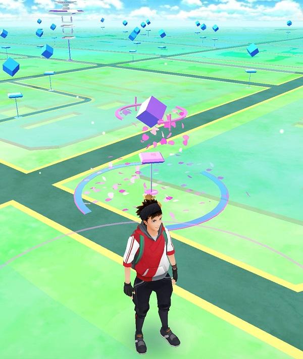Pokémon Go, module leurre
