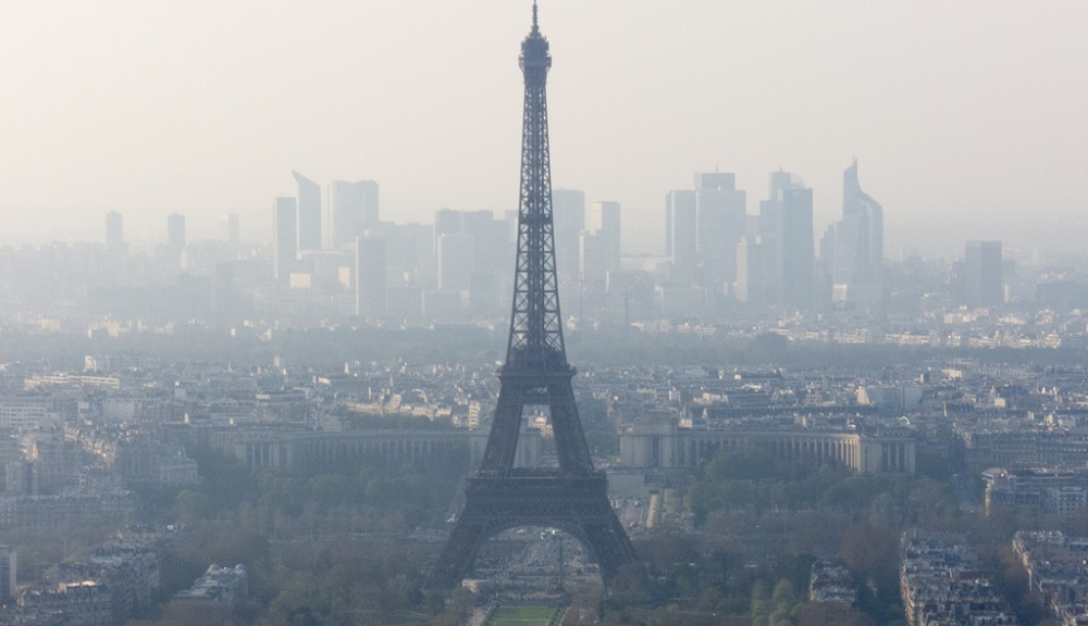 Pollution de l'air à Paris, écologie