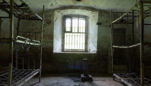 Prisons vides Pays-Bas