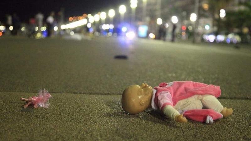 Témoignage de l'attentat de Nice