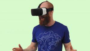 Publicité dans la réalité virtuelle