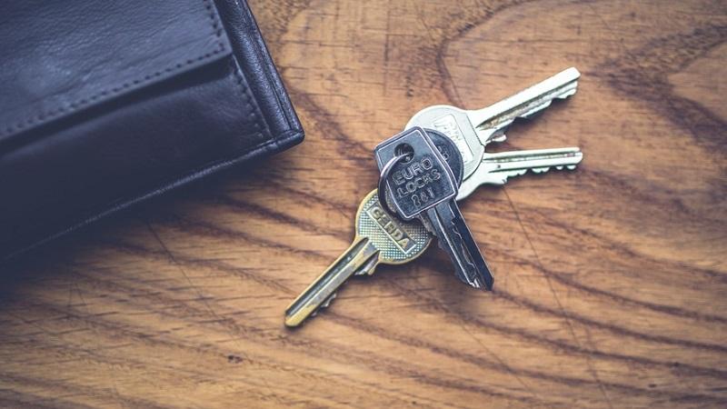 Concierge, clés