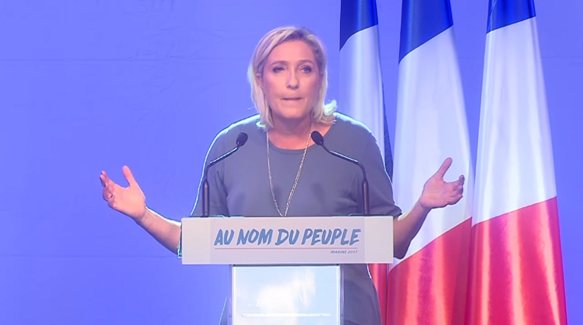 Marine Le Pen, Estivales de Fréjus
