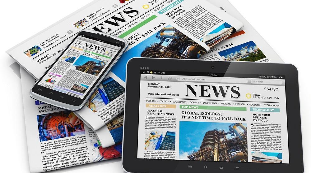 Avenir des médias avec internet