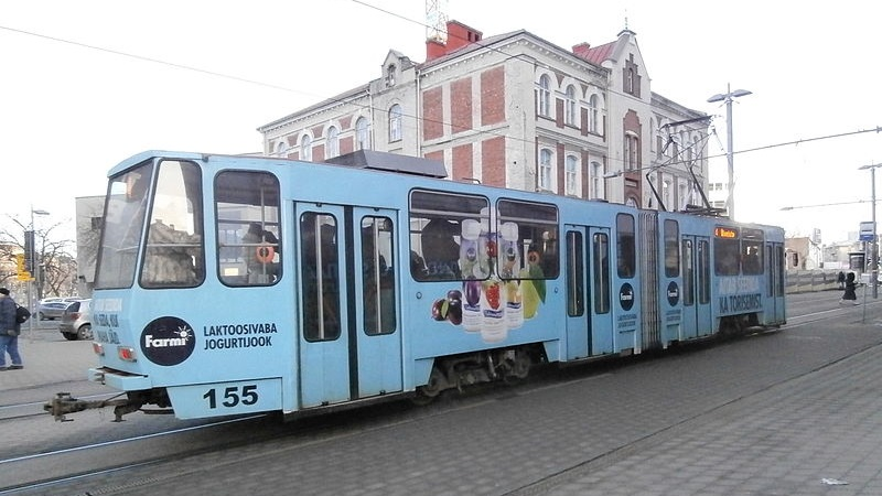 Transports en commun gratuits à Tallinn