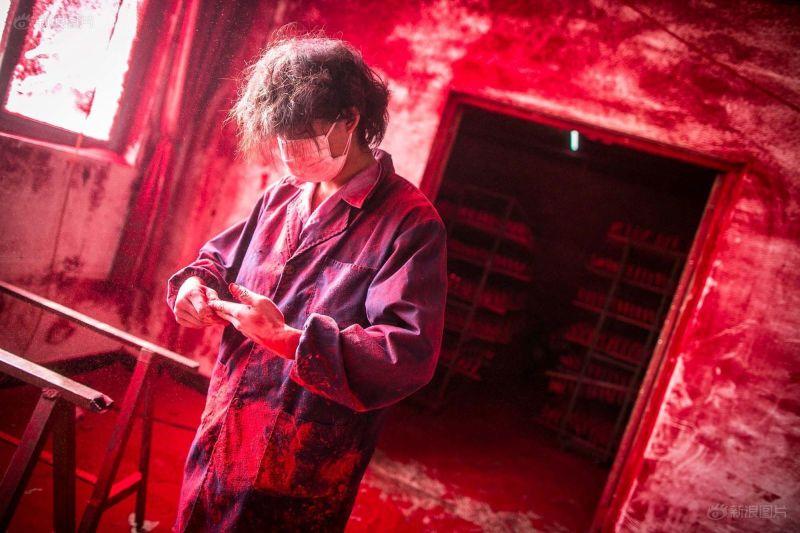 Yiwu, atelier du Père Noël en Chine